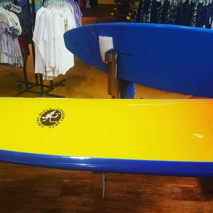Surfboard Shopping Turns toBuying