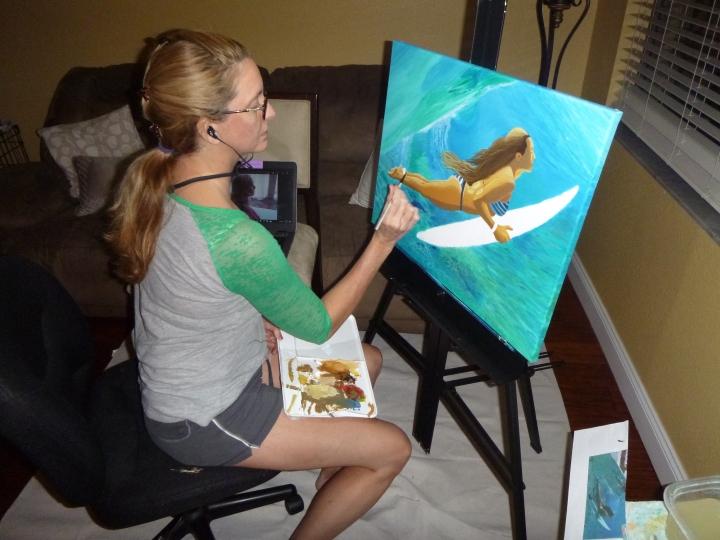 Jenn Painting